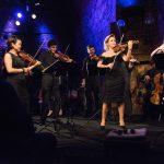 14.6.16 - Anne-Sophie Mutter, Lambert Orkis und Musiker des Gewandhauschorchesters Leipzig