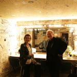 14.6.16 - Anne-Sophie Mutter und Lambert Orkis (im Backstage der Moritzbastei Leipzig)